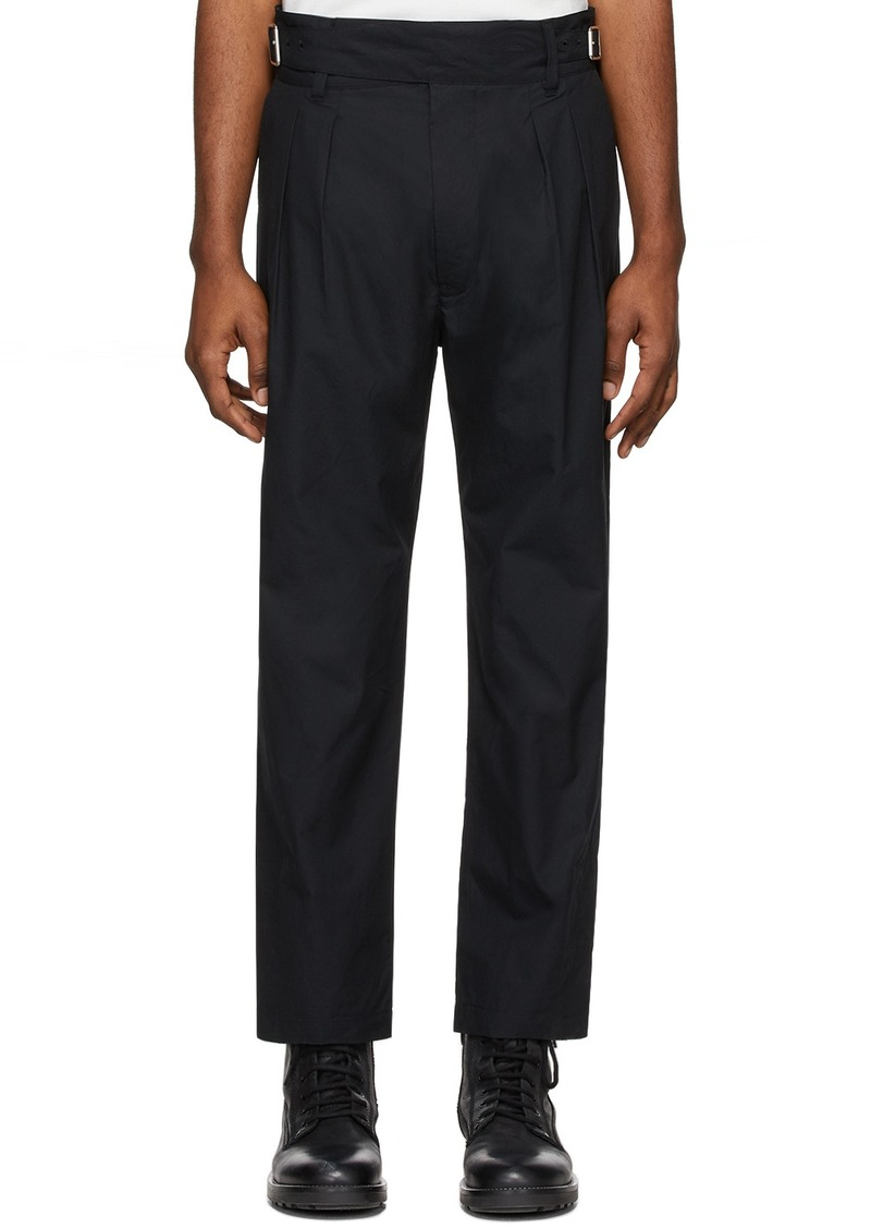 Diesel Black P-Coole Trousers