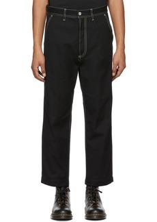 Diesel Black P-Frank Trousers