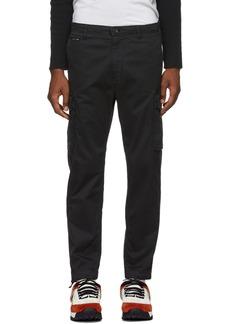 Diesel Black P-Madox Cargo Pants