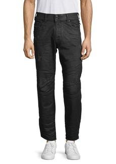 Diesel Blanck Moto Jeans