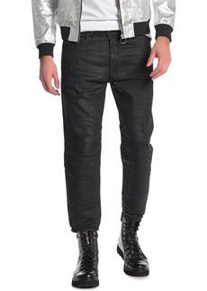 Diesel Blanck Straight Leg Jeans