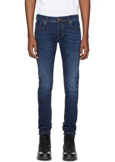 Diesel Blue Sleenker 084RI Jeans