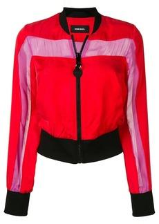 Diesel bomber shirt style jacket