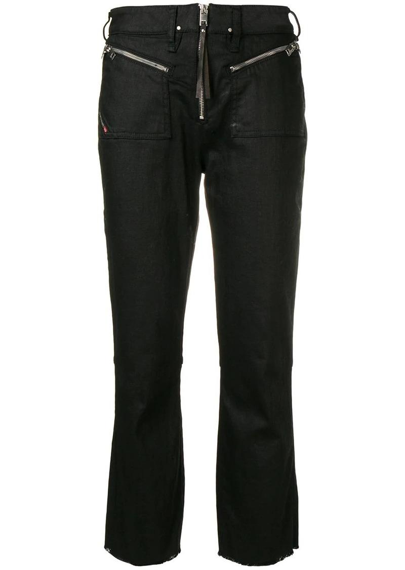 Diesel bootcut flared jeans