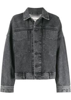 Diesel boxy denim jacket