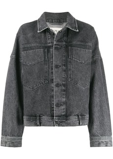 Diesel boxy denim jacket