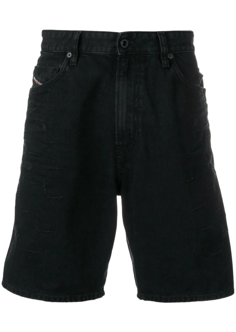 Diesel boxy fit shorts