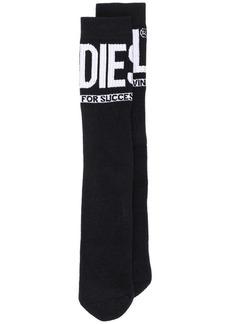 Diesel branded socks