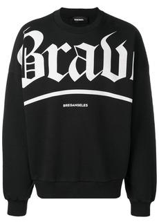 Diesel 'Brave' sweatshirt