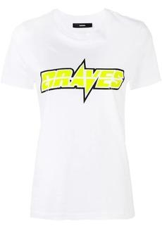Diesel 'Braves' print T-shirt