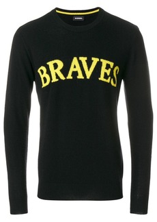 Diesel Braves sweater