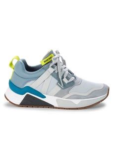 Diesel Brentha Mix Media Chunky Sneakers