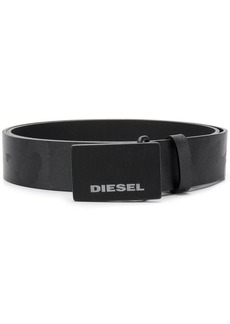 Diesel camouflage texture belt