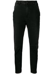 Diesel carrot jeans in reform denim