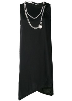 Diesel chain necklace dress