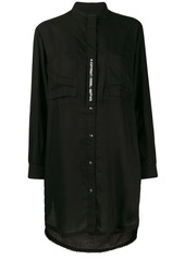 Diesel chemisier shirt dress