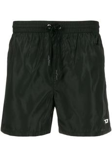 Diesel chino-style swim shorts