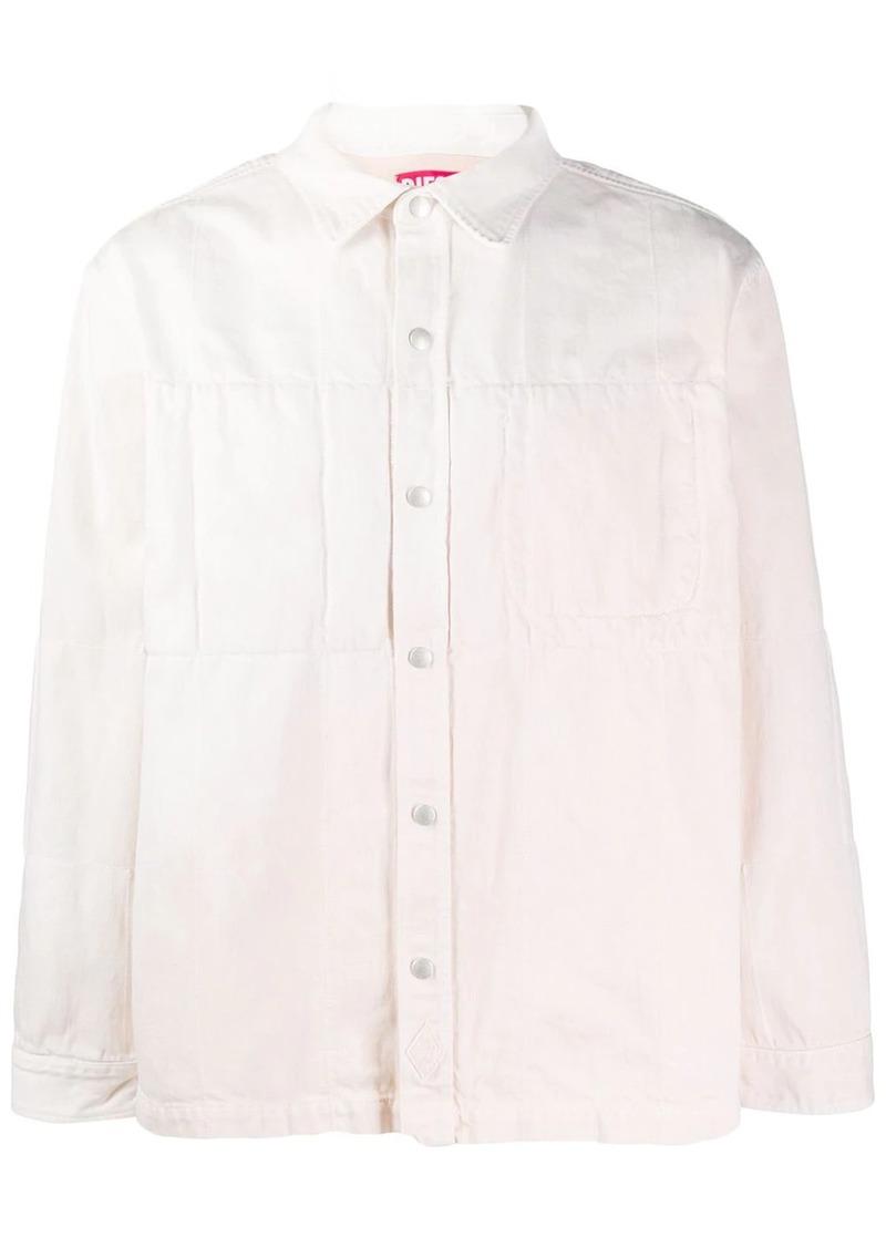 Diesel classic shirt jacket