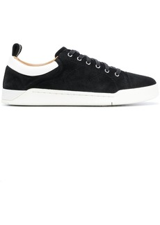 Diesel colour block low-top sneakers