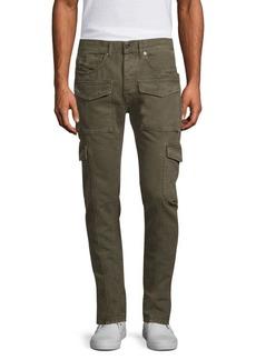 Diesel Cotton Cargo Pants