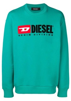 Diesel crew-neck 90's sweatshirt