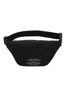 Diesel Crinkled Tech Belt Bag W/ Patch