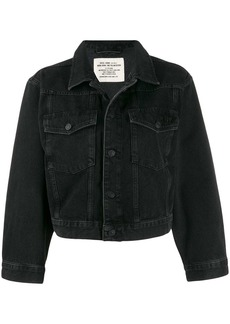 Diesel cropped denim jacket