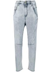 Diesel cropped Fayza jeans
