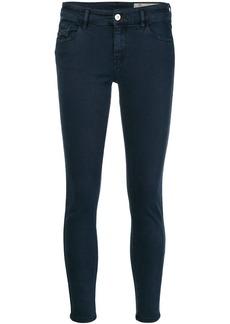 Diesel cropped skinny jeans