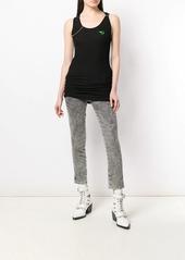Diesel cropped super skinny jeans