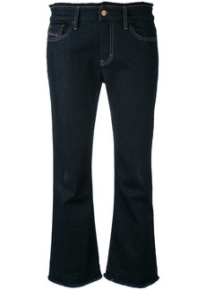 Diesel cropped trousers