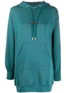 Diesel D-Berrel zipped hoodie dress