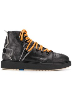 Diesel D-Cage Mid Hikeb boots