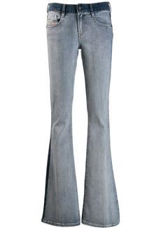 Diesel D-Ebbey flare jeans