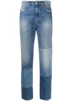 Diesel D-Eiselle straight-leg jeans