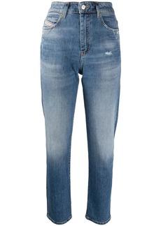 Diesel D-Eiselle straight leg jeans