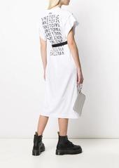 Diesel D-Flix T-shirt dress