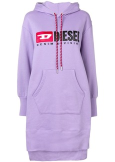 Diesel D-ILSE-C hooded dress
