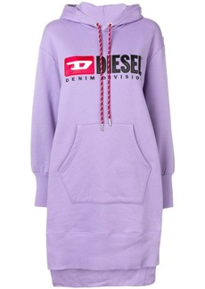 Diesel D-ILSE-C hooded dress