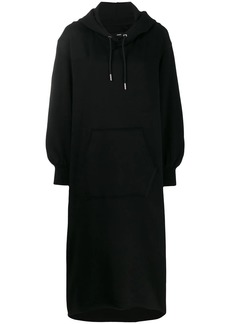 Diesel D-Ilse-Twist-Copy hooded dress