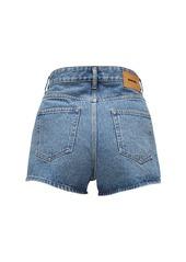 Diesel D-isi High Waist Denim Shorts
