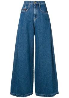 Diesel D-Izzier wide-leg jeans