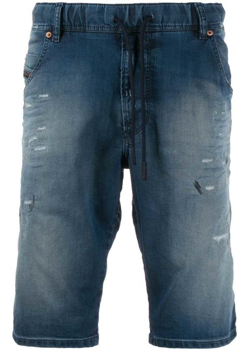 Diesel D-KROOSHOR denim shorts