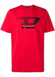 Diesel D logo T-shirt
