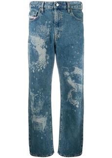 Diesel D-Reggy straight-leg jeans