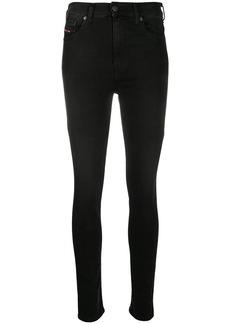 Diesel D-Roisin High 069MZ super skinny jeans