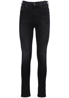 Diesel D-rosin High Rise Super Skinny Jeans