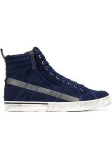 Diesel D-Velows mid lace sneakers
