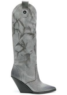 Diesel D-West boots