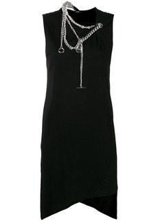 Diesel Dadrie chain-embellished dress